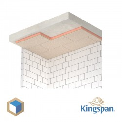 Kooltherm K10 Plus ceiling plate